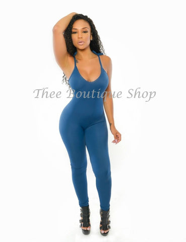 The Bleu La Mode Jumpsuit