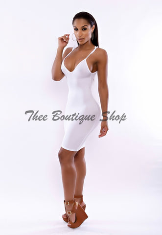The Blanca La Mode Body-Con Dress