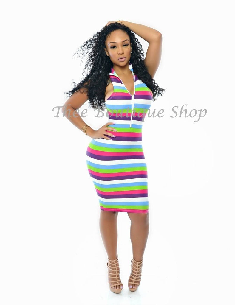 The Candy Lane Dress - Thee Boutique Shop