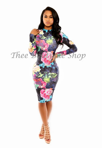 The Bella Flora Dress