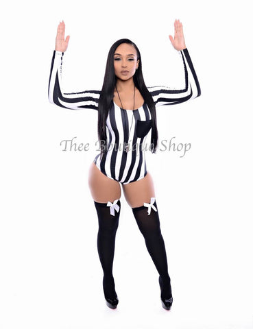 The Luxe Referee Costume