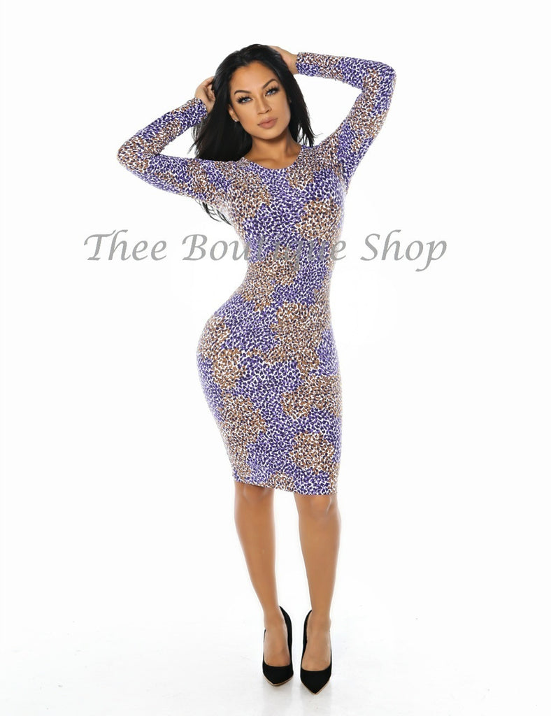 The Classic Charmer Body Con Dress