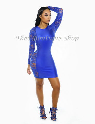 The Azul Romance Illusions Dress