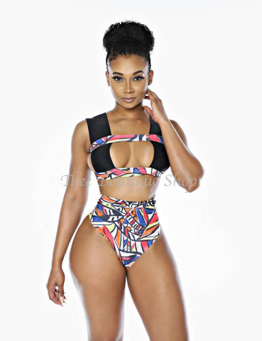The Inferno Bandage Swimsuit