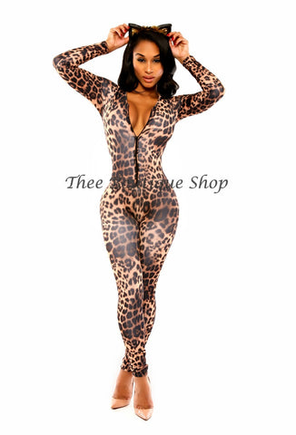 The Kitten Catsuit