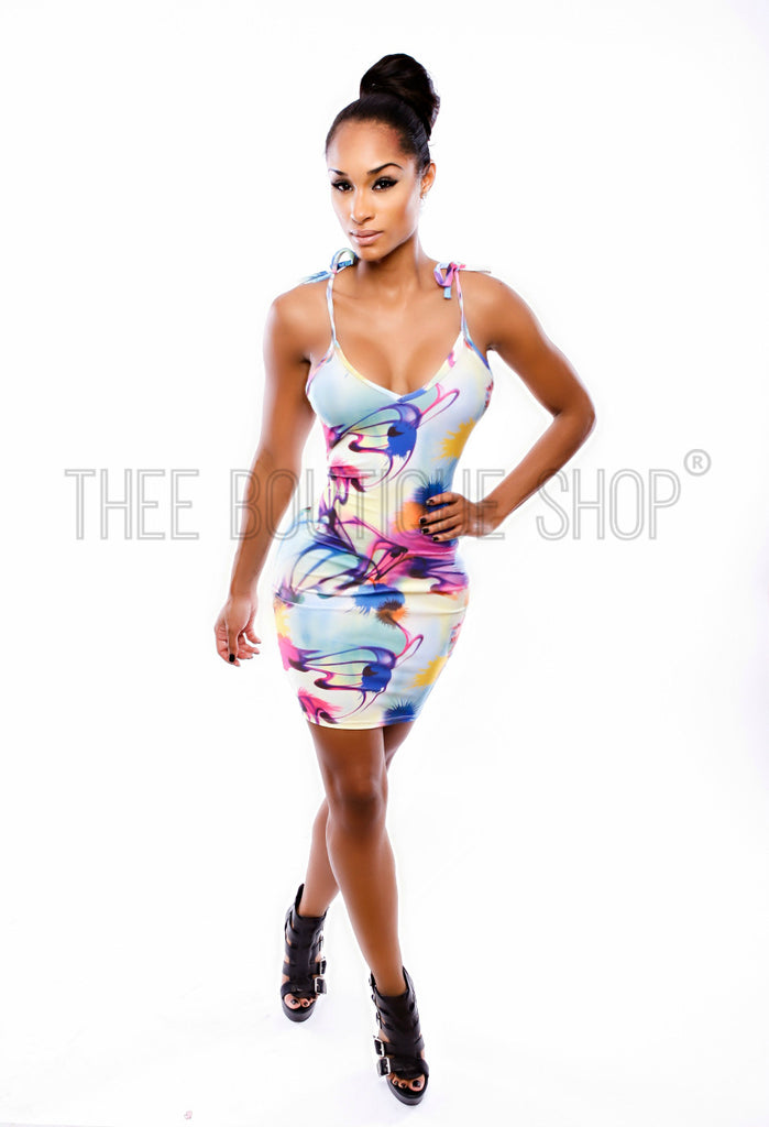 The Lily La Mode Dress