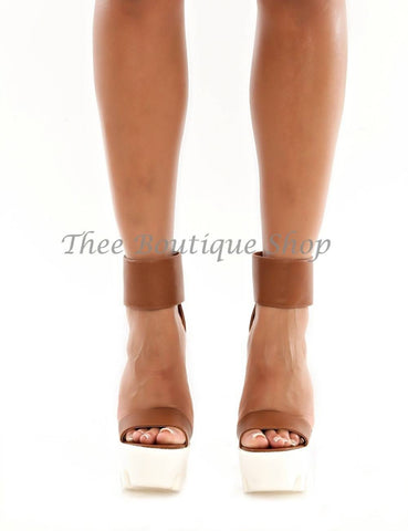 The Mary Jane- Platform Heels