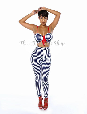 The Sailor Pin Up Leggings Set