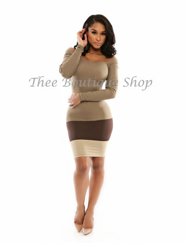 The Truffle La Mode Dress