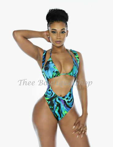 The Tortuga Suspender Swim Set