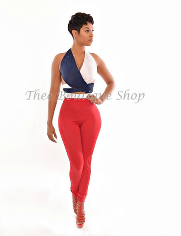 The Patriotic Versatile Leggings Set