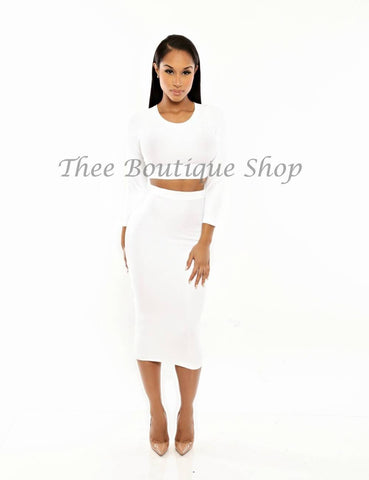 The Classic Midi Set (White)