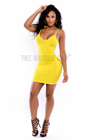The Sunny La Mode Body-Con Dress