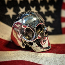 Load image into Gallery viewer, Silenced Skull Ring