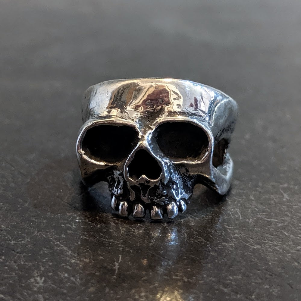 The Prince Skull Ring