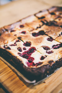 Brownie Tray Bake