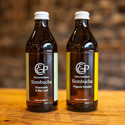 Kombucha by Clement and Pekoe