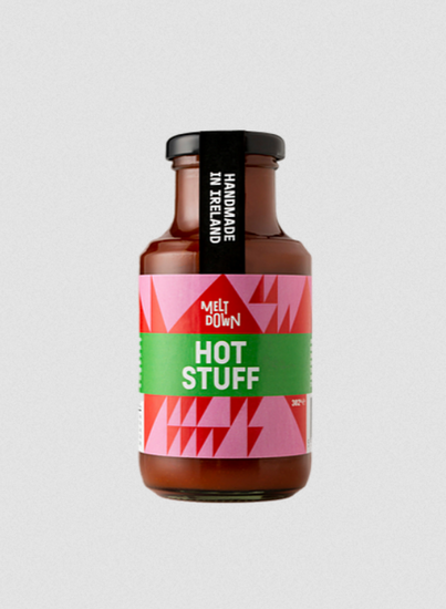 Hot Stuff Hot Sauce by Meltdown