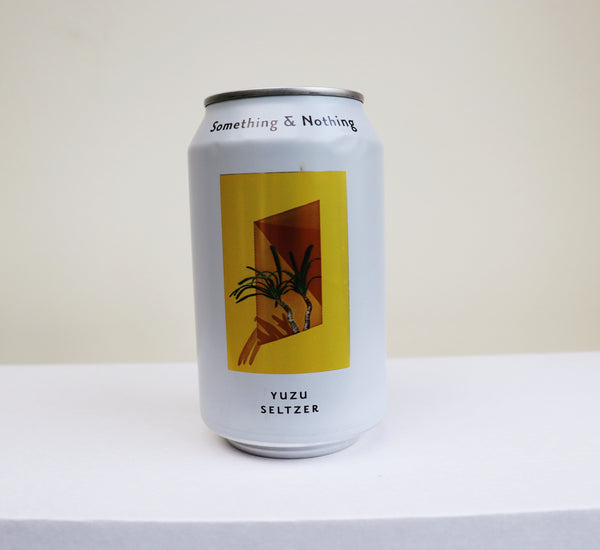 Yuzu Seltzer by Something and Nothing