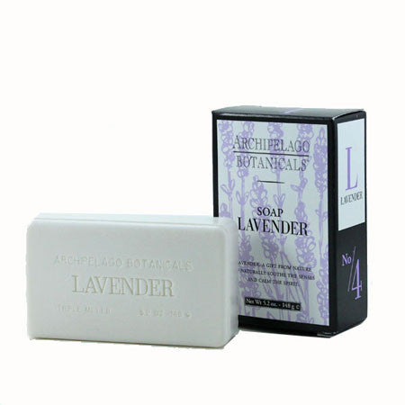 Archipelago Lavender Bar Soap