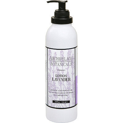 Archipelago Lavender Body Lotion -18 oz