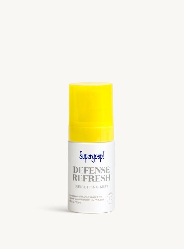 Supergoop - Defense Refresh (Re)setting Mist SPF 40