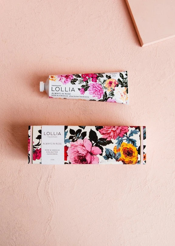 Lollia - Always In Rose Handcreme