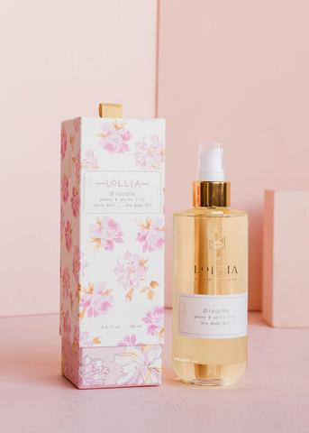 Lollia - Breathe Dry Body Oil