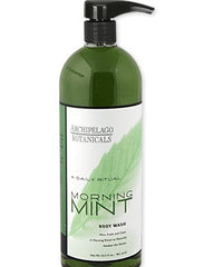 Archipelago Morning Mint Body Wash, 33 oz.
