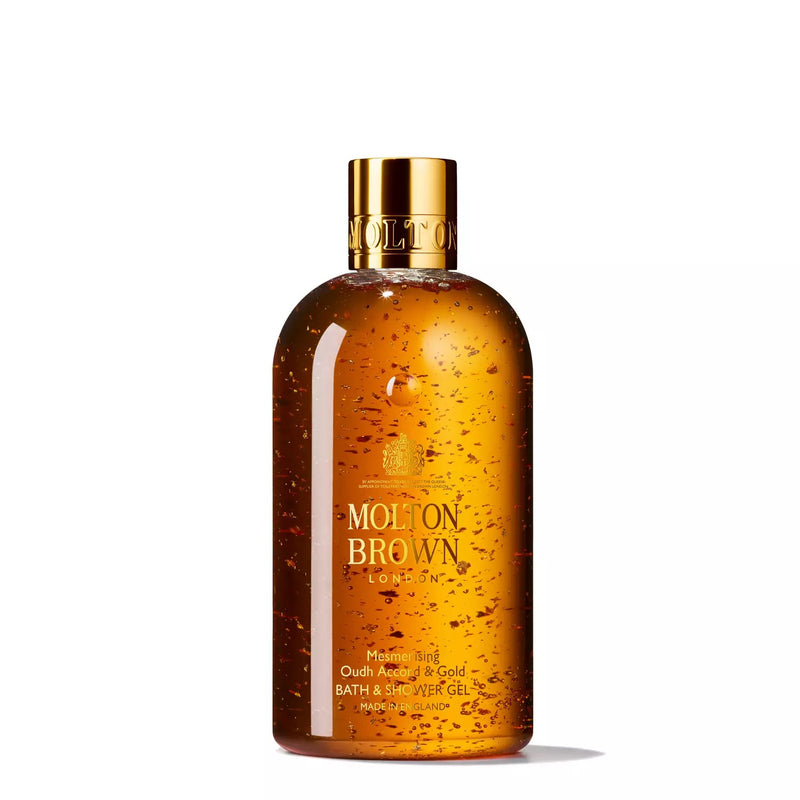 Molton Brown - Mesmerising Oudh Accord & Gold Bath & Shower Gel