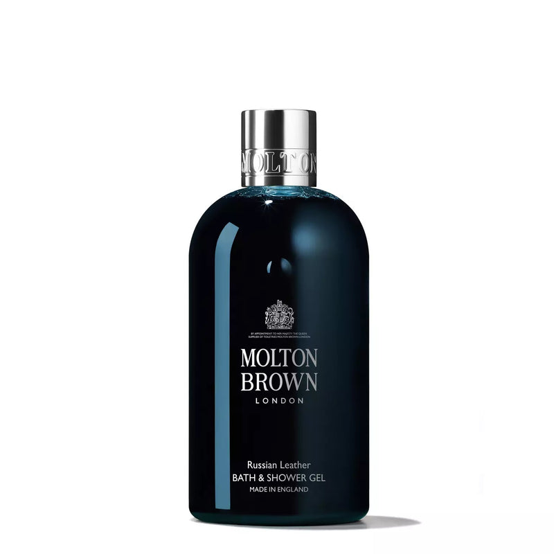 Molton Brown - Russian Leather Bath & Shower Gel