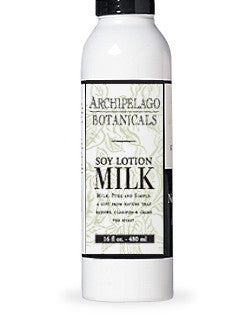 Archipelago Soy Lotion - MILK, 18 fl. oz.