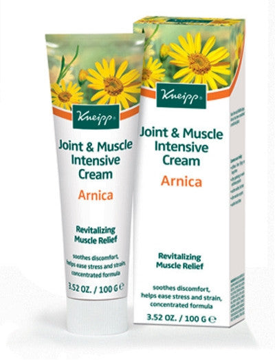 Kneipp Joint & Muscle Intensive Cream: Arnica
