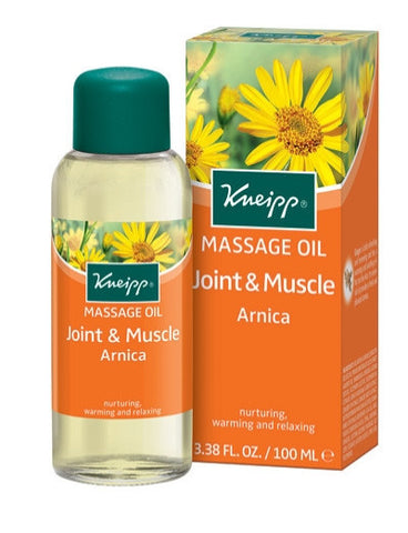 Kneipp Joint & Muscle Massage Oil: Arnica