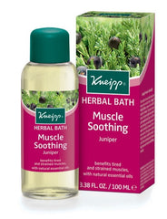 Kneipp Muscle Soothing Bath: Juniper