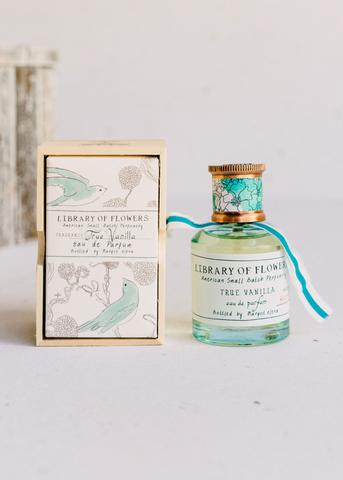 Library of Flowers - True Vanilla Eau De Parfum