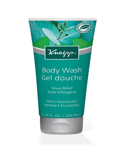 Kneipp Cold & Sinus Relief Body Wash: Eucalyptus