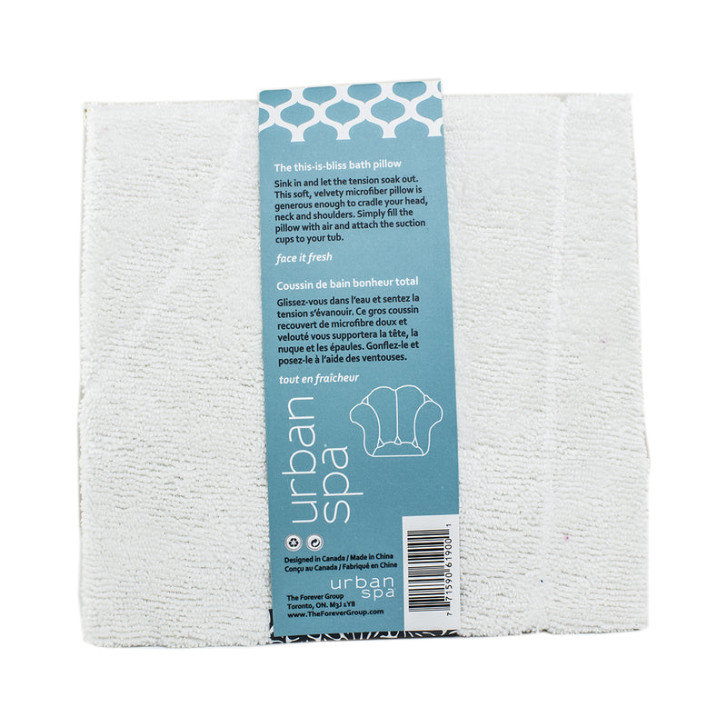 Urban Spa - The this-is-bliss bath pillow