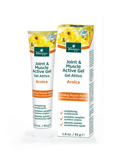 Kneipp Joint & Muscle Active Gel: Arnica