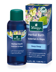 Kneipp Deep Sleep Bath: Valerian & Hops