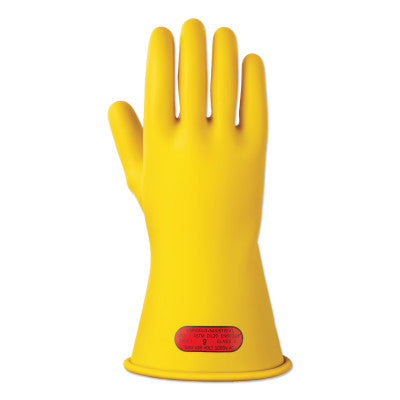 Marigold Rubber Insulating Gloves, Size 10, Yellow