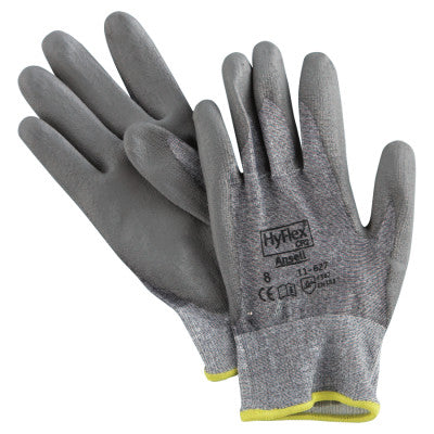 HyFlex Dyneema/Lycra Work Gloves, Size 8, Gray