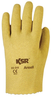 KSR Multi-Purpose Vinyl-Coated Gloves, 7,