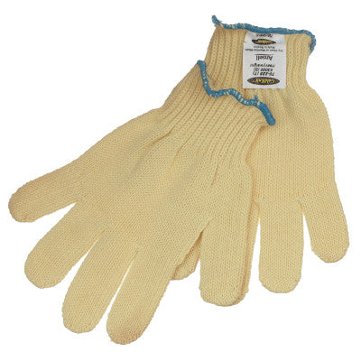 GoldKnit Heavyweight Gloves, Size 9, Yellow