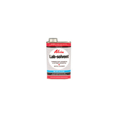 LABSOLVENT 16OZ; 16 oz can Lab Metal thinner solvent