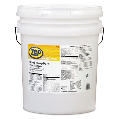 Z-Tread Heavy Duty Strippers, 5 gal Pail