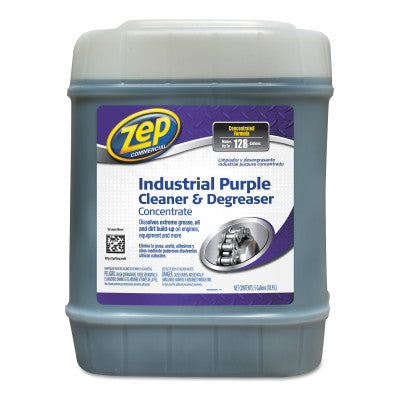 Commercial Purple Cleaner and Degreaser Concentrates, 5 gal Pail, Fresh Scent