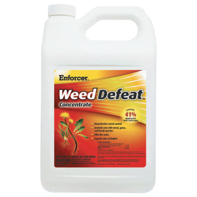 Weed Defeat Concentrate, 1 Gallon
