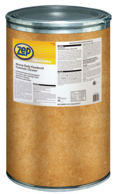 ZEP PROF HEAVY DUTY POWDERED CONCRETE CL