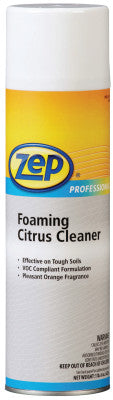 Foaming Citrus Cleaners, 24 oz Aerosol Can